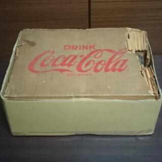 未使用  レトロ  コカ・コーラ  グラス  12個セット