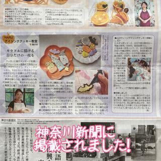 まだ間に合う!ハロウィンをおうちで楽しみたい方に、クッキー生地とアイシングクリームの作り方レッスン − 神奈川県