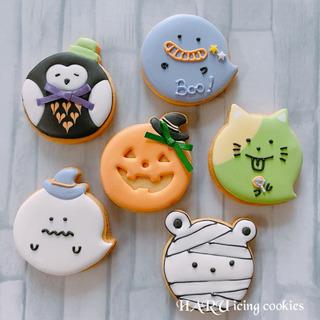 まだ間に合う!ハロウィンをおうちで楽しみたい方に、クッキー生地とアイシングクリームの作り方レッスン - 料理