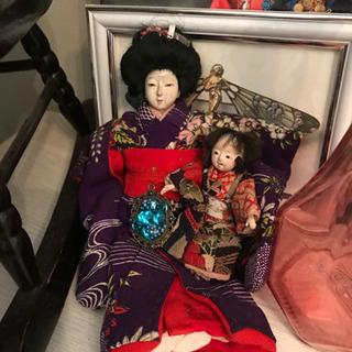 お値下げ!日本人形二体!