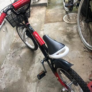 子供用15inch自転車