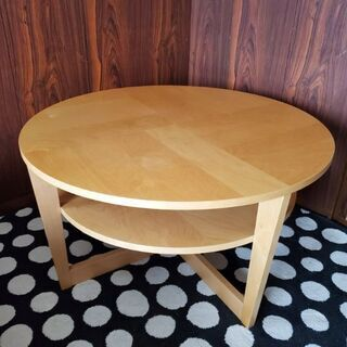 【ネット決済】IKEA テーブル VEJMON