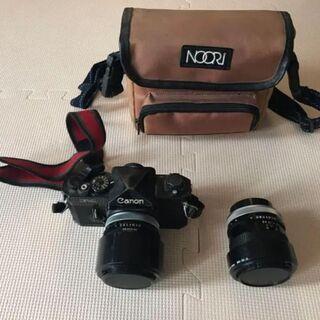 Canon 旧F-1 一眼レフカメラ