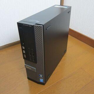 【超高速 新品大容量SSD 第4世代i7】DELL OPTIPL...