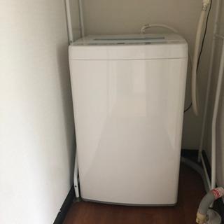 2014年式6kgの洗濯機(無料)決めました