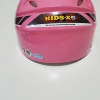 女の子 OGK  ヘルメット  - 川崎市