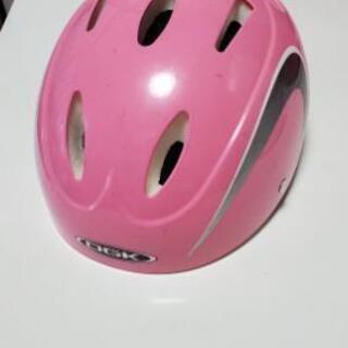 女の子 OGK  ヘルメット