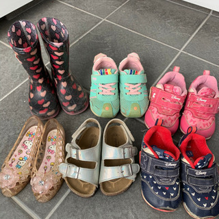 15〜16センチ 靴