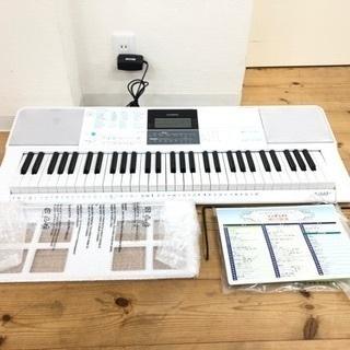 8-045 電子ピアノ カシオ LK-516 2018年製