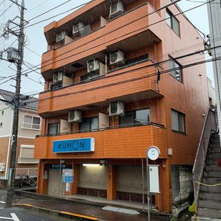 東村山市鉄筋コンクリートのワンルームで引越祝金5万円付!敷金0・...