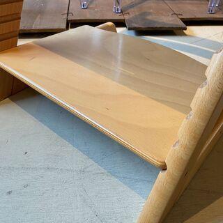 ストッケ STOKKE トリップトラップ TRIPP TRAPP チェア 椅子 木製 茶 中古品 - 売ります・あげます