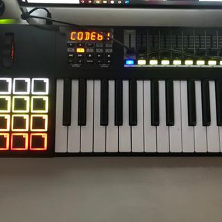 M-AUDIO CODE61 BLACK