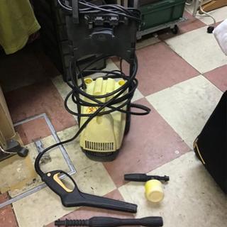 KARCHER 330 M ケルヒャー 家庭用高圧洗浄機 動作品
