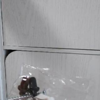 部品のみ ニトリ扉付3段ボックス