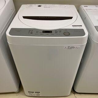 洗濯機 シャープ SHARP ES-GE5B 2018年製 5....