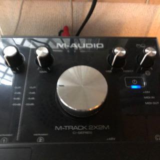M-AUDIO オーディオインターフェイス
