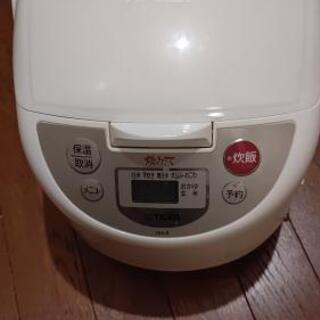 タイガー 炊飯器 JBA-B180
