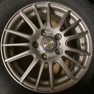 195/65R15 スタッドレスタイヤ ホイールセット