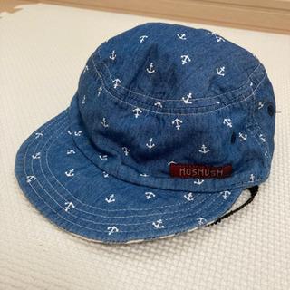 リバーシブル子供用帽子 サイズ52cm 美品(⑅•ᴗ•⑅)◜..°♡ - 名古屋市