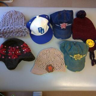 子供 帽子 ニット帽