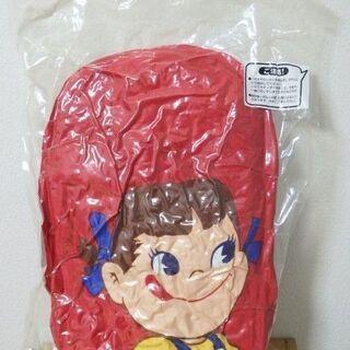 【お値下げ中】未使用未開封 不二家 ペコちゃん 抱き枕  クッシ...