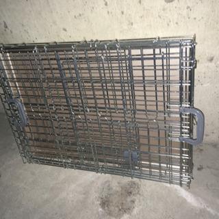 折りたたみゲージ 中型犬用 - 大阪市