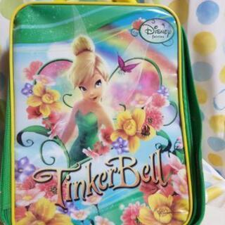 ティンカーベルのキャリーバッグです。(取り引き相手決定)