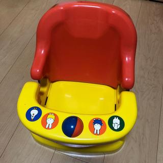 ミッフィーのお風呂用椅子 赤ちゃん用