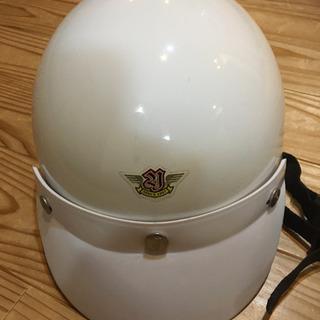 決定 ヘルメット 未使用品 フリーサイズ