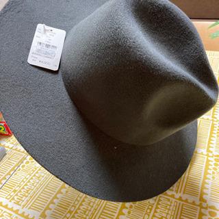 新品フェルト帽子