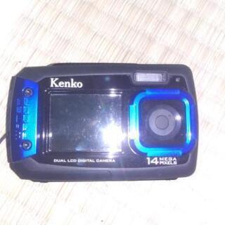ケンコー コンパクトデジタルカメラ  DSC1480DW