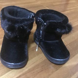 キッズブーツ13センチ 新品ブーツ