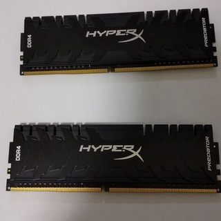 キングストン ハイパーX  8GB DDR4 メモリ (RAM)...