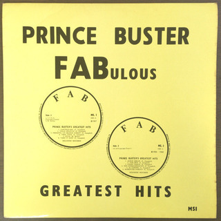 Prince Buster - FABulous Greates...