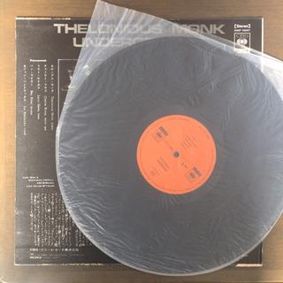 Thelonious Monk - Underground LP レコード - 京都市