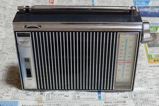 希少!東芝 GTラジオ FM/AMトランジスタラジオ 9M-876F 動作品の出品 ...