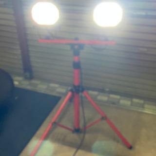LEDスタンド付き照明  球切れ無し - 家電