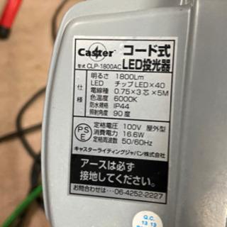 LED照明 コンパクトで明るい! − 岡山県