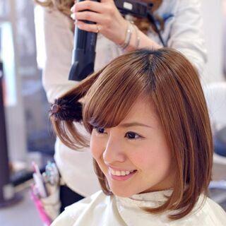 オープニングスタッフ募集 週1~OK  美容師、理容師