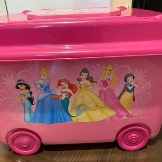 【無料】ディズニー プリンセス プラスチックケース譲ります - 売ります・あげます