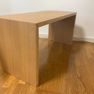 テレビ台(その他の用途も可能)をお譲りします - 家具