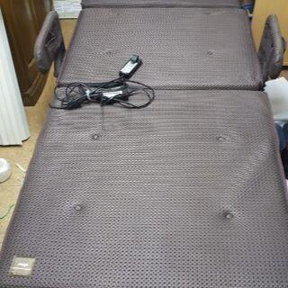 【取引中】介護ベッド 電動ベッド