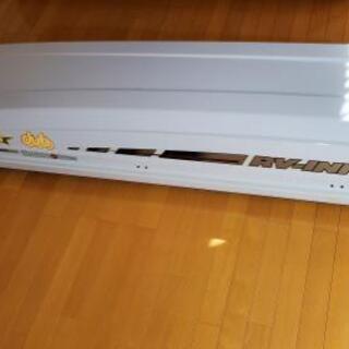商談中 ルーフボックスRV-INNO BR402
