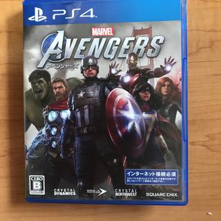 Marvel's Avengers(アベンジャーズ) PS4