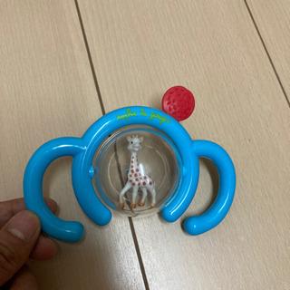 歯固めおもちゃ キリンのソフィー