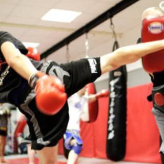 【10月24日㈯10時~12時】流山でキックボクシング交流