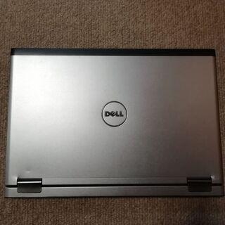 ◆ノートパソコン DELL VOSTRO 13インチ液晶画面 中...