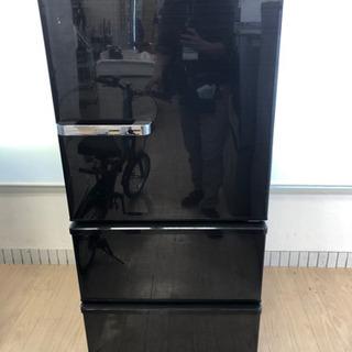 【12ヶ月安心保証付】AQUA 3ドア冷蔵庫 272L