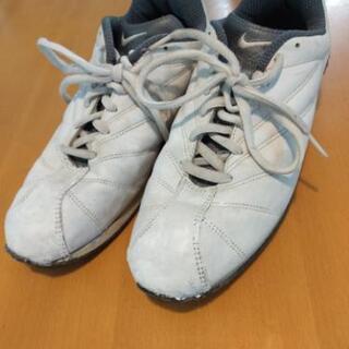 有名スポーツブランド ナイキ  丁寧な作りの スニーカー革靴
