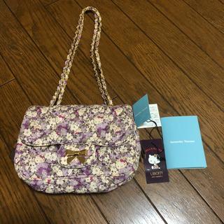 【美品】2way キティー サブバッグ かばん 鞄